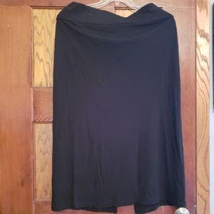 Black Womens Skirt